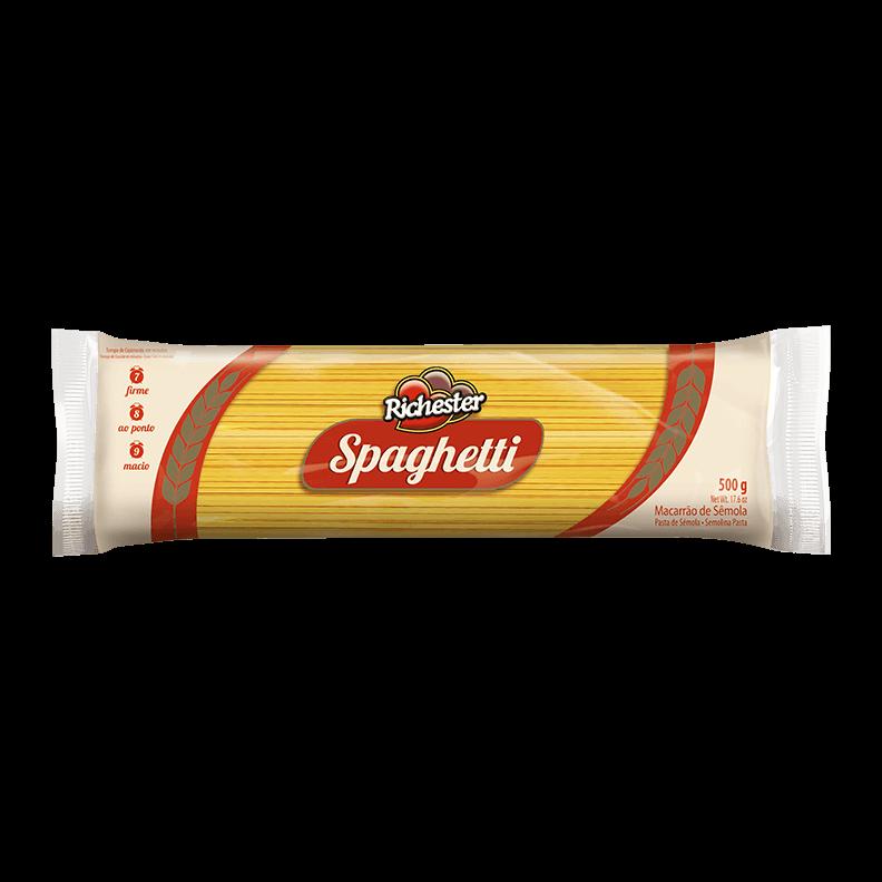 Sêmola Espaguete