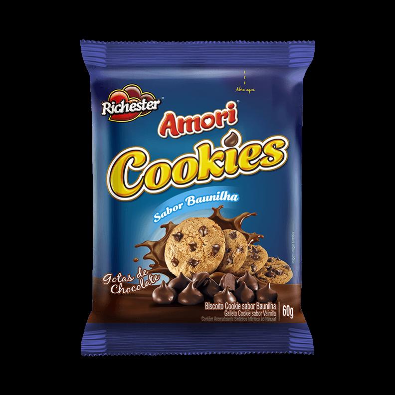 Mini Cookie Baunilha
