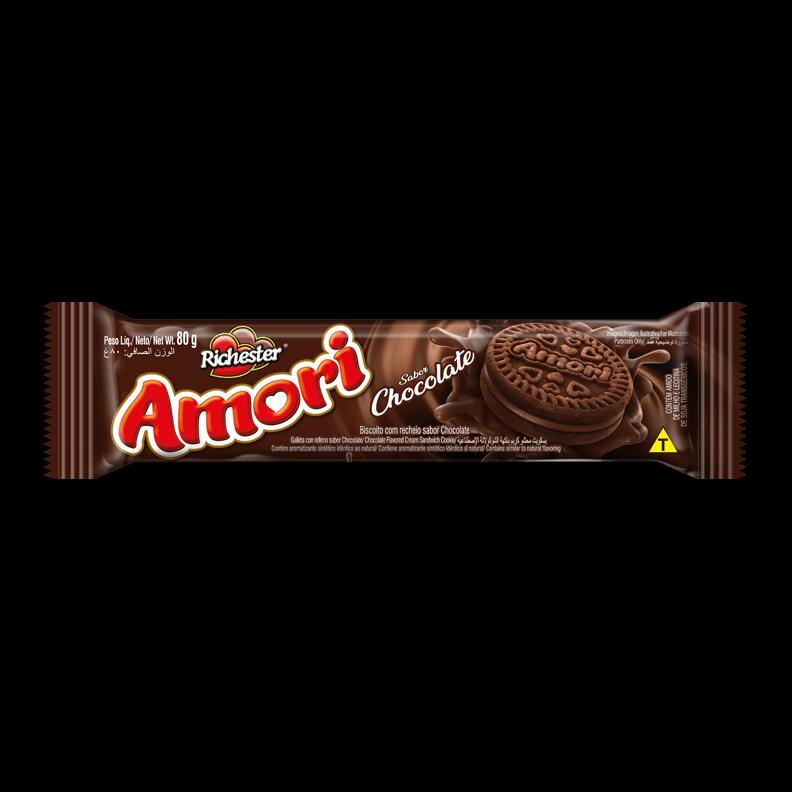 Recheado Chocolate