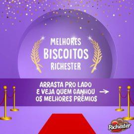 Hoje é dia da maior premiação do cinema, e também da grande premiação Richester!...